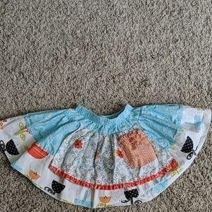 Jelly the Pug Opal skirt